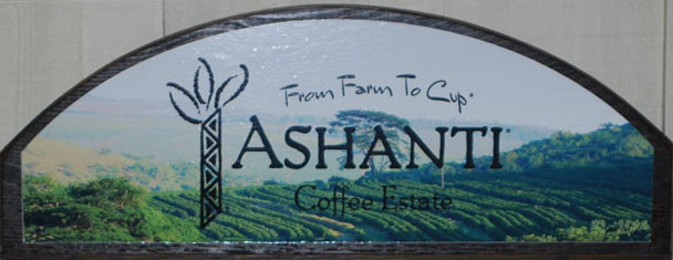 Ashanti Coffee