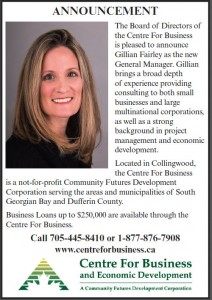 Gillian Fairley General Manager